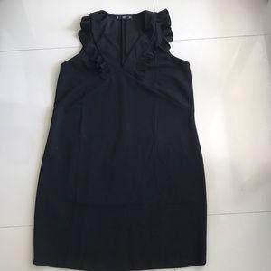 Mango Black Dress. Size M